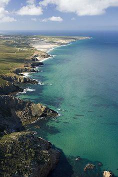 Guincho Coastline, half an hour from Lisbon, and near Sintra