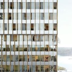 Elding Oscarson . Martin-Löf . Kv Hamnen 8 housing tower . Sundbyberg (4)