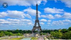 Esse ponto turistico localiza-se  na França Paris o maior monumento da Europa,  e o mais visitado.