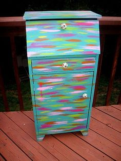 Painting Furniture Outside the Box