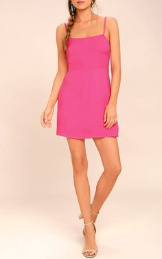 This dress is so amazing! TheSweetest Day Fuchsia Mini Dress is definitely the dress you wear for your sweetie. This will blow their mind! I love the fuchsia pink color but this mini dress comes in a variety of different colors that you can find by visiting the link below or by clicking on the …