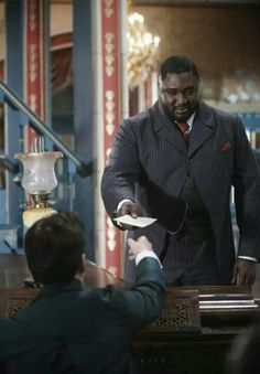 Jonathan Rhys Meyers and Nonso Anozie in Dracula Dracula 2013, Dracula Nbc, Dracula Tv Series, Fantasy Tv Series, 19th Century London, Charmed Book Of Shadows, Tv Series 2013, Steampunk, Jonathan Rhys Meyers