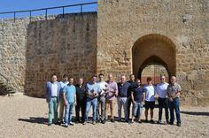 El Castillo de Trigueros del Valle, escenario de la entrega de los premios de la III Ruta de Pinchos 'Al Cigales' http://revcyl.com/www/index.php/cultura-y-turismo/item/7794-el-castillo-de-t