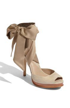 Diane von Furstenberg  Eva  Scarf Tie Sandal  3d7bd5397215