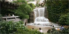 Weekend in New York - Small Parks, With a Bit of peace in Every Nook - NYTimes.com