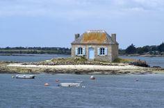 Saint-Cado - rivière d'Etel - Morbihan
