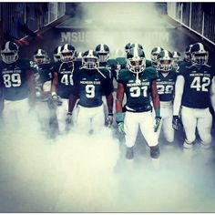 Michigan State Spartans - Tumblr