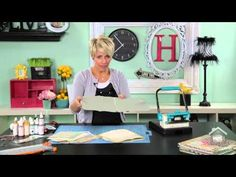 ▶ Heidi Swapp- Create to Remember: Covered Binding Technique - YouTube