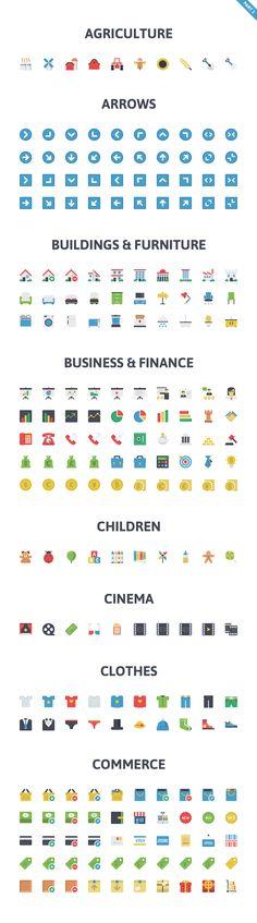 Flatilicious Icons - Icons - 2