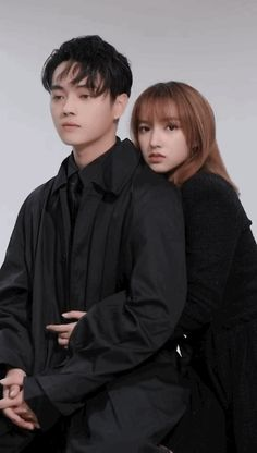Cute Couple Images, Couples Images, Cute Couples, Korean Drama List, Most Handsome Actors, Cheng Xiao, When You Smile, Boy Photography Poses, Black Pink Kpop