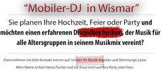 dj-wismar: DJ Hochzeit Wismar jetzt buchen