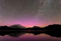 Mount Sopris/Milky Way in Carbondale, CO, Timelapse Reel (2011-2013), by Toby Harriman