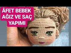 Crochet Dolls, Crochet Hats, Amigurumi Doll, Crochet Projects, Origami, Free Pattern, Diy And Crafts, Minis, Videos