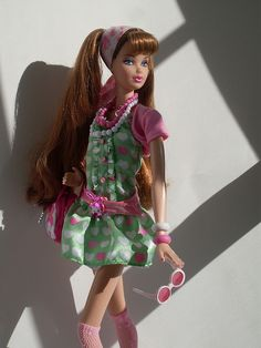 """We girls can do anything...Right, Barbie?"" http://www.pinterest.com/SuburbanFandom/barbie-girl-in-a-barbie-world/"
