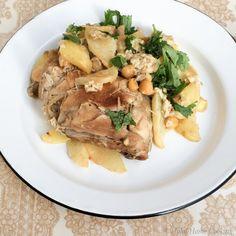 Algerian Kbab