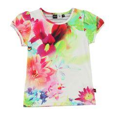 Molo Kids SS14: Rimona t-shirt (tropic garden) (92-152cm)