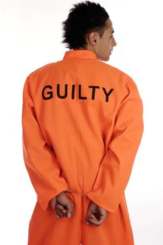Mens Cops & Robbers Themed Fancy Dress Costumes, Outfits & Accessories from Cheapest Fancy Dress Cheap Fancy Dress, Prison Jumpsuit, Prison Outfit, Prison Inmates, Cops And Robbers, Bird Costume, Pantomime, Dance Costumes, Halloween Ideas