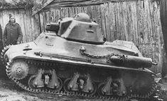 Hotchkiss H35 tank