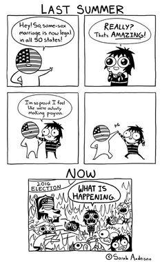 Jokes de Sarah Andersen