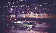 Vintage Drag Racing at Lions