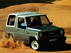 Daihatsu, Offroad, 4x4, Jeep, Places To Visit, Vehicles, Ideas, Autos, Off Road