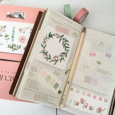 I have a passion for Asian and beautiful stationery, Hobonichi and watercolour, TN, crafting and colour