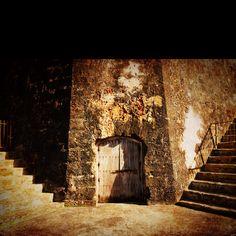 Castillo San Cristobal, San Juan.