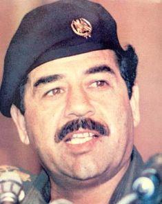 "Saddam Hussein: "" The Mother of All Battles has Just Begun "" Iraqi President, Memorial Architecture, Best Islamic Images, Beard Logo, Macho Alfa, Joker Images, Saddam Hussein, Cute Baby Pictures, Manualidades"