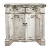 Found it at Wayfair - Mansion Fluted Pilaster 2 Drawer Cabinet