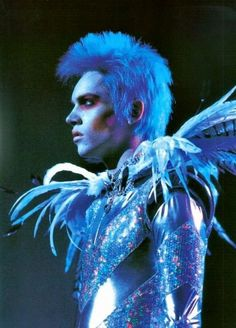Source: horrorandglamour  #DANIEL #VELVET GOLDMINE