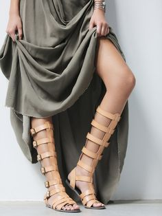 Free People Republik Vegan Leather Sandal, $148.00