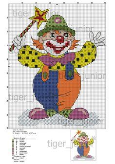 View album on Yandex. Cross Stitch Baby, Cross Stitch Patterns, Send In The Clowns, Holly Hobbie, Plastic Canvas Patterns, Filet Crochet, Knitting Yarn, Cross Stitching, Needlework