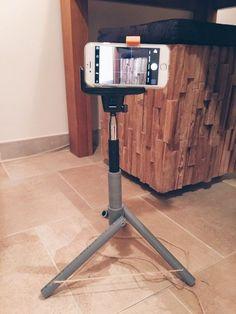 PVC Selfie Stick Tripod