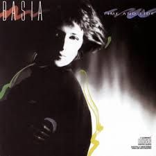 """Time and Tide"" by Polish jazz and pop singer-songwriter Basia Trzetrzelewska.  Produced by Basia and Danny White.  Epic Records, 1987."