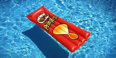 Yay! I love this pool raft!!!