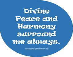 Everyday Affirmations: Daily Affirmations 1 August 2015