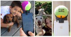 Nuestras mascotas forman parte importante de la familia y con la era de las famosas selfies han quedado un poco desplazados, pues siempre batallamos para llamar su atención. Existen perros y gatos que son demasiado fotogénicos, pero otros que no importa lo que hagas verán al teléfono como comida o simplemente tratarán de babearte cuando acerques tu cara a la de ellos. Para eso crearon un invento sencillo pero muy efectivo. El Pooch Selfie, creado específicamente para perros, pero puede…
