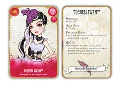 ever after high characters cards with names - Google Search
