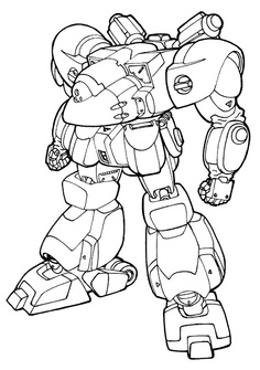 Heavy Gear Blitz - new Diamondback Gear!