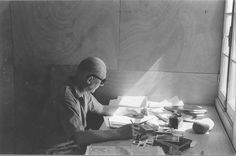 Le Corbusier Le Corbusier, Modern Architecture, Studio, Design, Space, History, Google, Fun, Architects