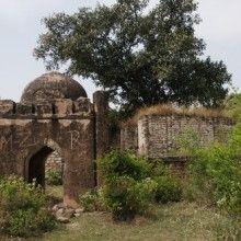 Pharwala Fort in Tehsil Kalar Syedan, District Rawalpindi