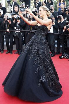 Cannes Film Festival bans red carpet selfies - read the full story