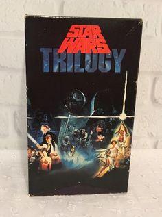 Star Wars Trilogy 1992. Star Wars. Boxes have some wear. | eBay!