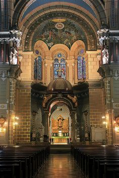 OVIEDO / Iglesia de San Juan el Real, Interior