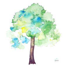 'Childhood Tree' by Susan Lin