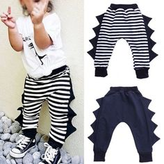 3.8AUD - Toddler Kids Baby Boys Clothes Bottoms Harem Pants Trousers Leggings 0-4Y Da #ebay #Fashion