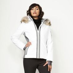 Ski Fashion 2014: Highlights from the SIA Snow Show. Here, the Danielle Jacket from FERA. #feelfera #ferastyle