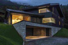 Дом в горах Франции