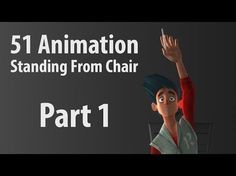 51 Animation Exercises - Standing From Chair - Part 1 - YouTube