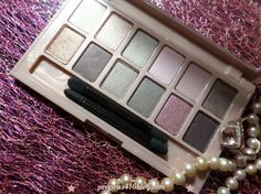 Review: Maybelline The Blushed Nudes Palette plus swatches #ontheblog #bbloggers